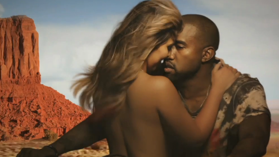 RETARD → Magazine - Kanye West – Bound 2