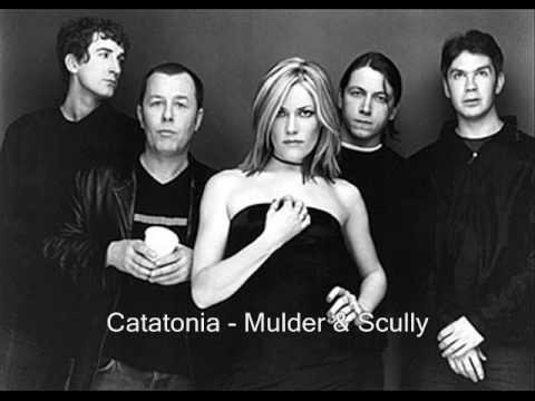 RETARD → Magazine - Catatonia – Mulder and Scully