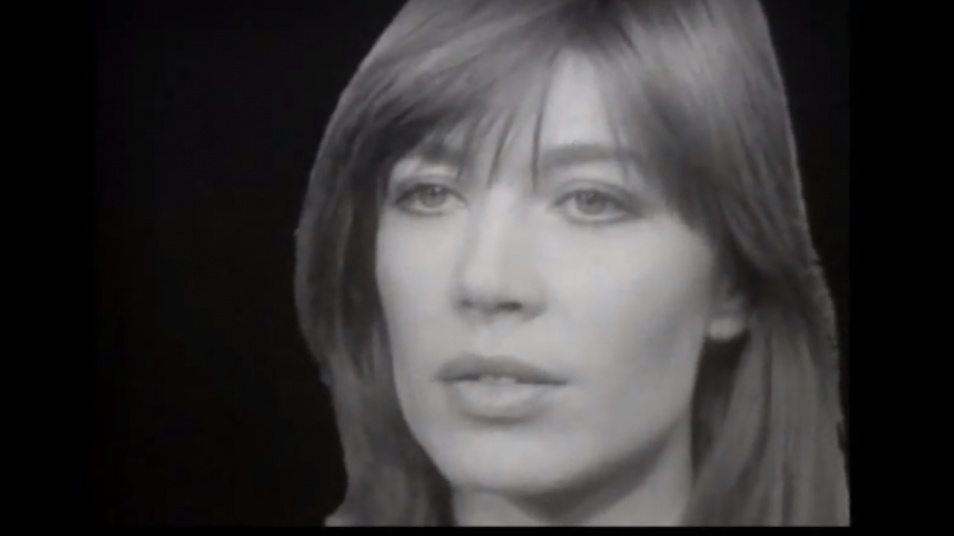 RETARD → Magazine - Françoise Hardy - Message Personnel