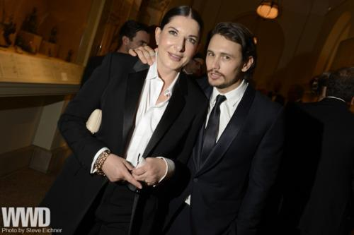 RETARD → Magazine - James Franco et Marina Abramovic