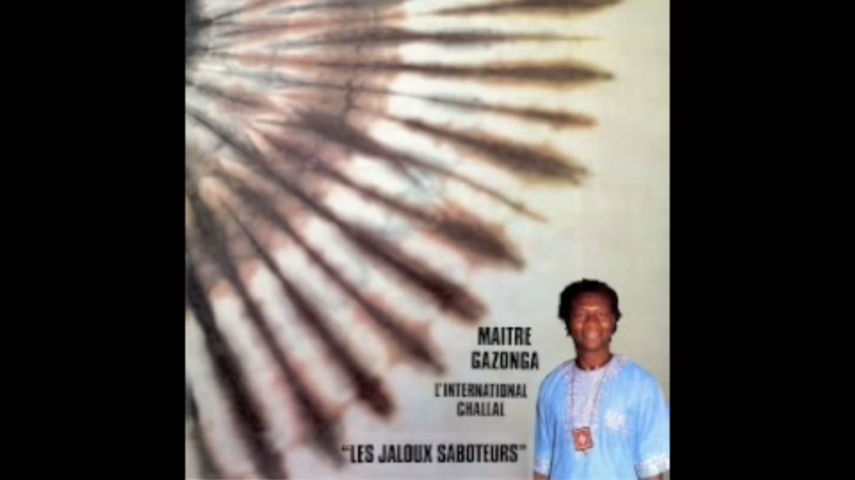 RETARD → Magazine - Maître Gazonga - Les Jaloux Saboteurs