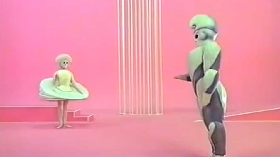 RETARD → Magazine - Das Triadische Ballet