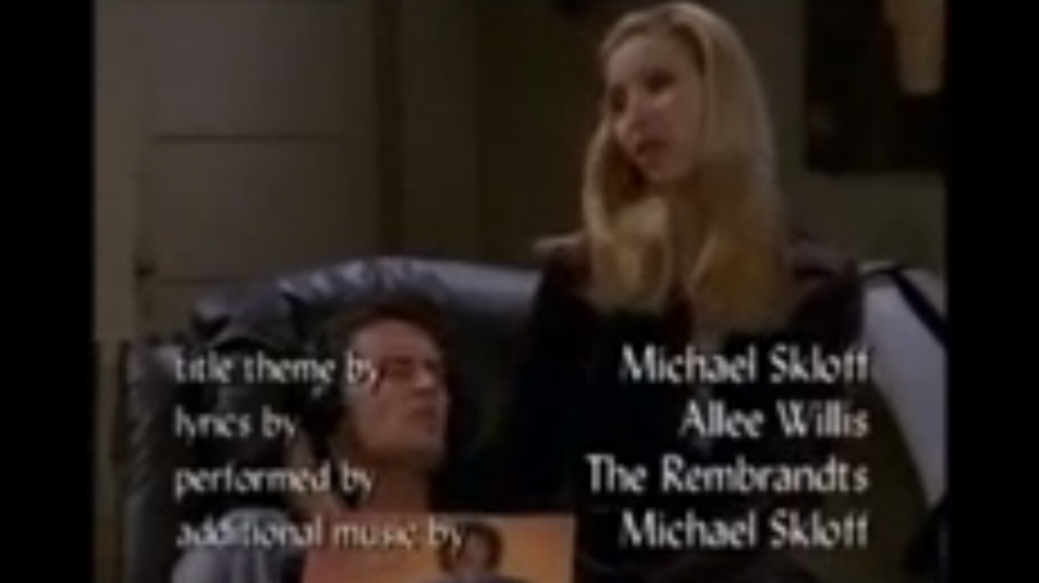 RETARD → Magazine - Chandler and Phoebe Duet