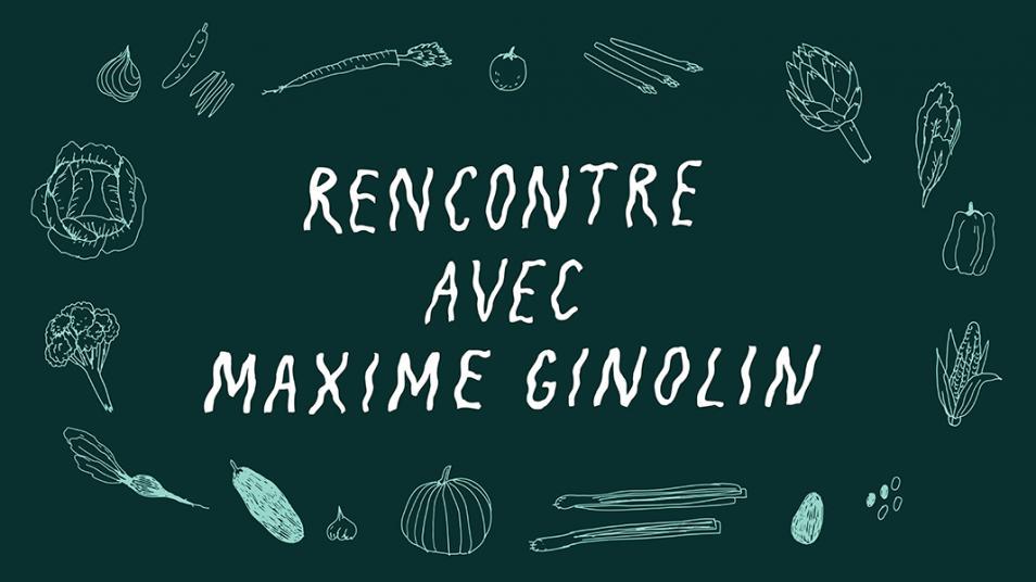 RETARD → Magazine - Est-on un connard si on mange de la viande ? Rencontre avec Maxime Ginolin