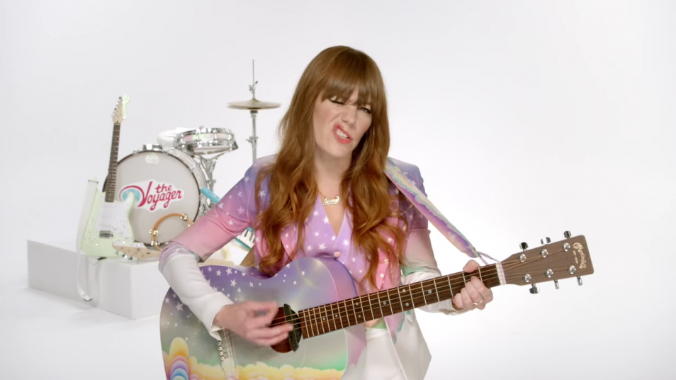 RETARD → Magazine - Jenny Lewis - Just One Of The Guys