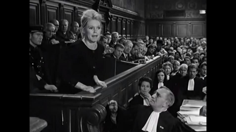 RETARD → Magazine - Brigitte Bardot - La Vérité - Au tribunal