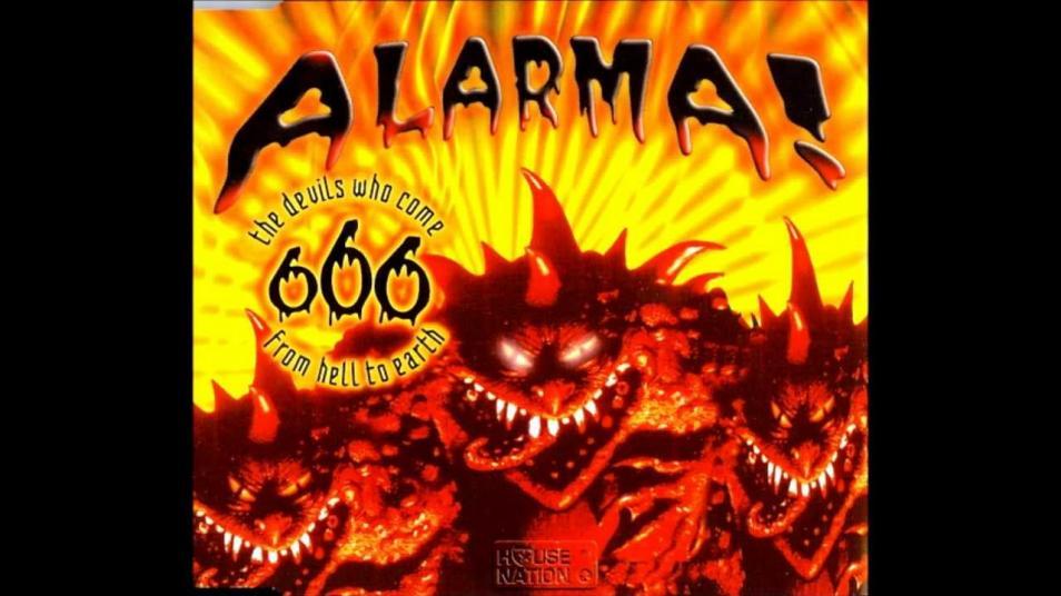 RETARD → Magazine - Alarma de 666