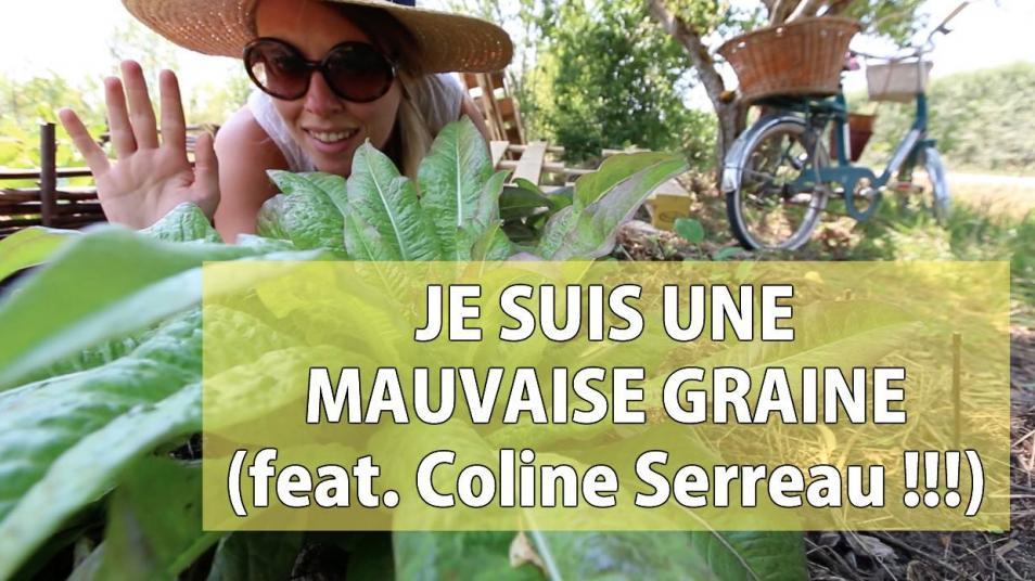 RETARD → Magazine - JE SUIS UNE MAUVAISE GRAINE (feat. Coline Serreau)