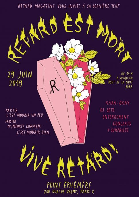 RETARD EST MORT, VIVE RETARD !
