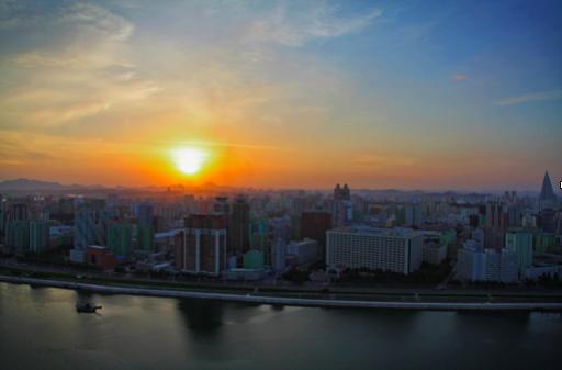 Pyong Huang, la capital