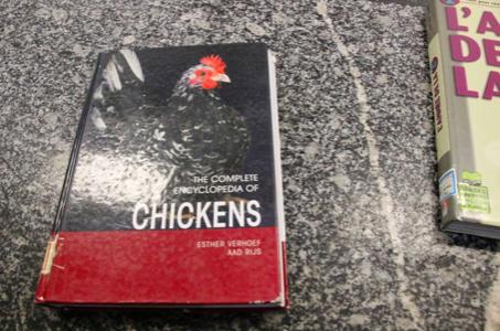 En apprendre plus sur la culture occidentale avec «l'Encyclopédie complète du poulet»